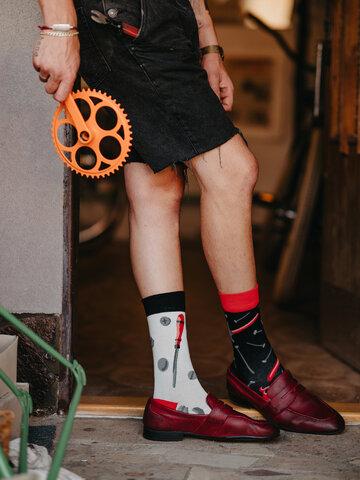 Obrázok produktu Veselé ponožky Kutil