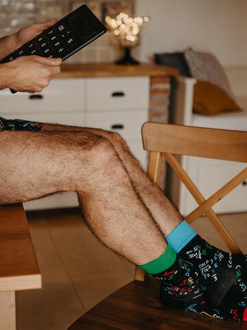 Obrázok produktu Živahne nogavice Matematika