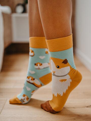 Výjimečný dárek od Dedoles Veselé ponožky Morče
