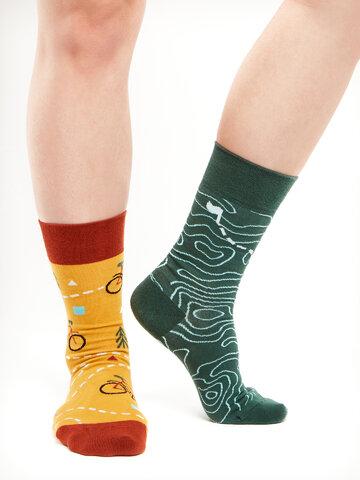 Tip na darček Vesele čarape Na putu