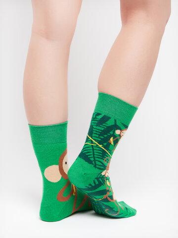 Obrázok produktu Весели чорапи Маймуни