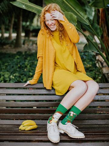 Výnimočný darček od Dedoles Весели чорапи Маймуни