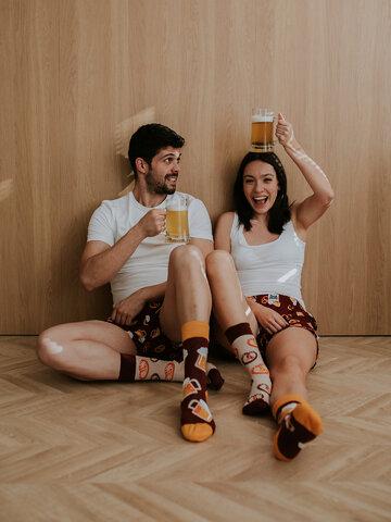 Výprodej Veselé ponožky Pivo