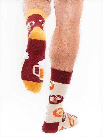 Potěšte se tímto kouskem Dedoles Veselé ponožky Pivo