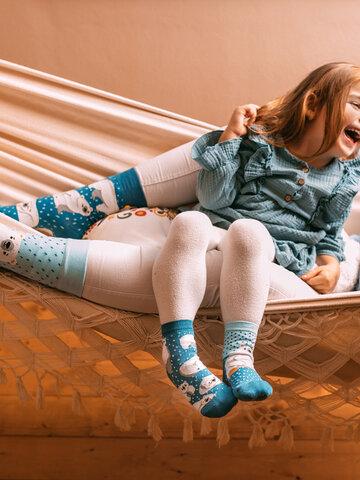 Lifestyle photo Regular Socks Polar Bears