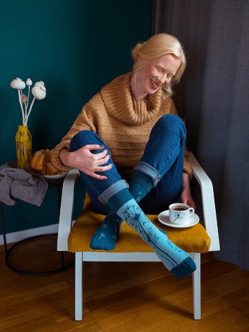 Sleva Veselé ponožky Pampeliška