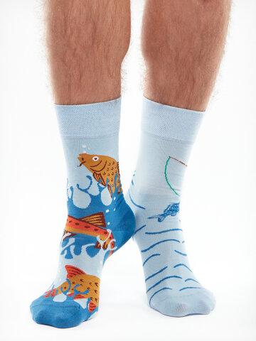 Tip na darček Vesele čarape Ribolov