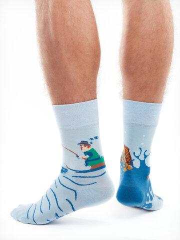 Obrázok produktu Vesele čarape Ribolov