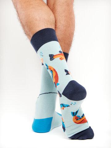 Pre dokonalý a originálny outfit Regular Socks Fishing