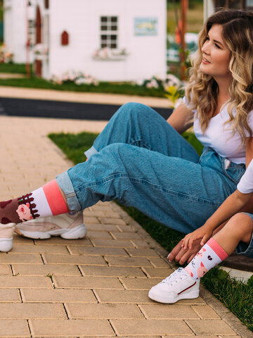Tip na darček Весели чорапи Щастливи прасета