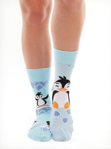 Výpredaj Meias alegres Pinguim Feliz