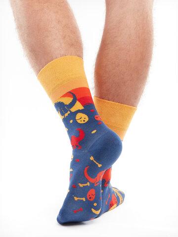 Sleva Veselé ponožky Svět dinosaurů