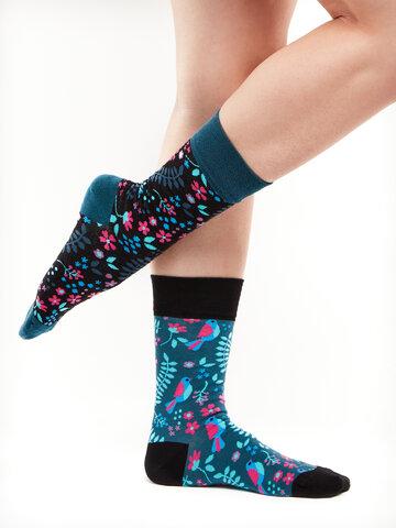 Zľava Veselé ponožky Tajná záhrada
