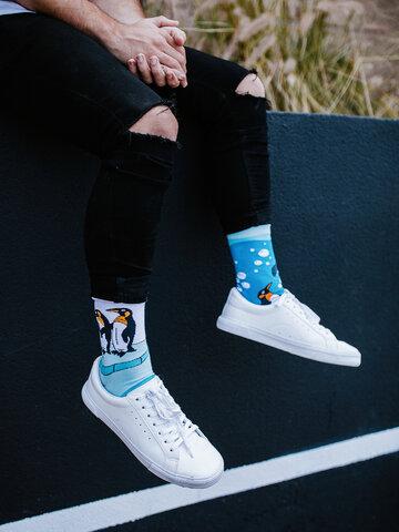 Zľava Vrolijke sokken Pinguïns