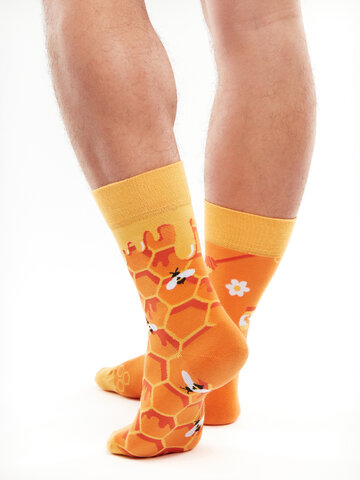 Sale Regular Socks Honeycomb
