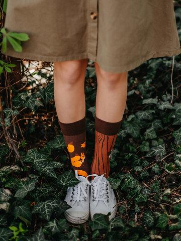 Obrázok produktu Živahne nogavice Veveričke