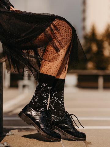 Lifestyle photo Regular Socks Zodiac Signs