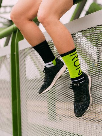 Tip na darček Vesele sportske čarape Trčanje