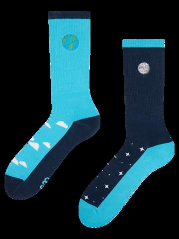 Pre dokonalý a originálny outfit Sports Socks Day & Night