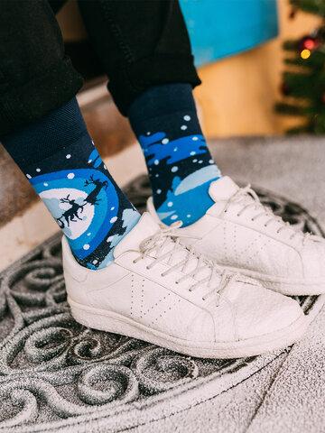 Foto Lustige Socken Winter