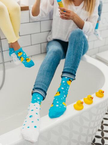 Original gift Regular Socks Captain Duck