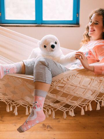 Zľava Veselé ponožky Polárny medveď na korčuliach