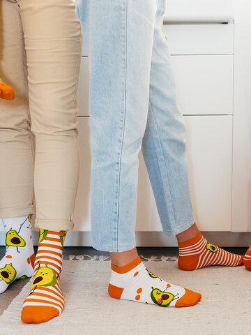 Foto Lustige Socken Lustige Avocado