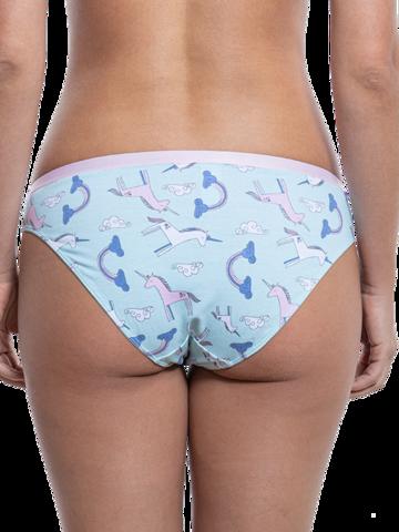 Obrázok produktu Bragas alegres para mujer Unicornio