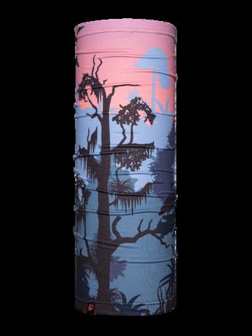 Dedoles oryginalny prezent Wesoły komin Zachód słońca w dżungli