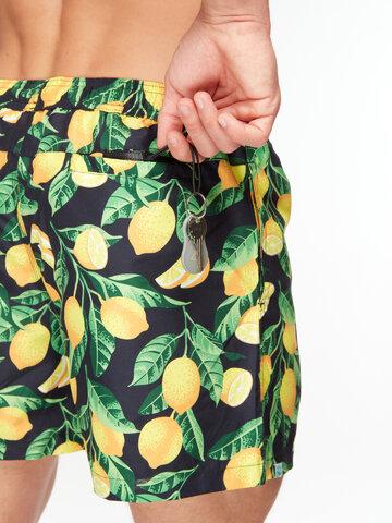 Sale Men's Swim Shorts Lemons