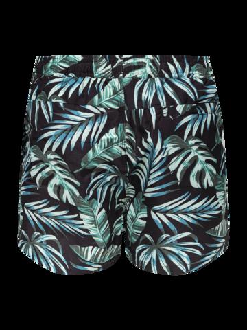 Pre dokonalý a originálny outfit Vrolijke zwemshorts voor heren Tropische bladeren