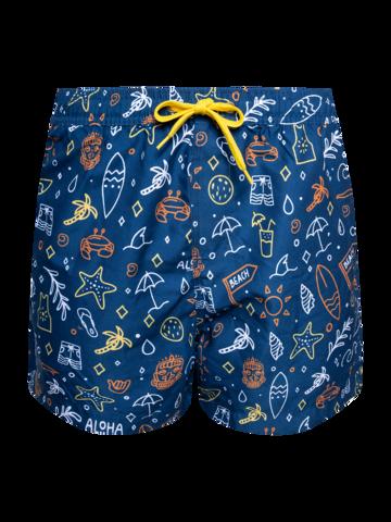 Original gift Men's Swim Shorts Surfing