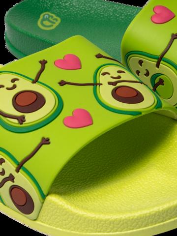 Výpredaj Vrolijke sliders Avocado-liefde