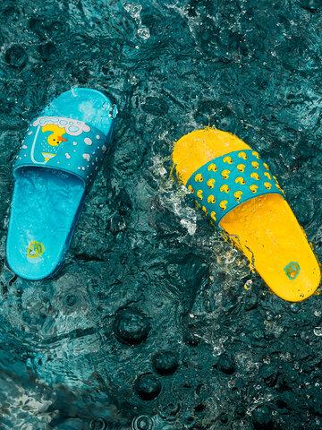 Foto Veselé pantofle Kačenky