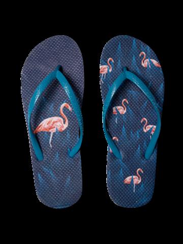 Pre dokonalý a originálny outfit Flip Flops Night Flamingo