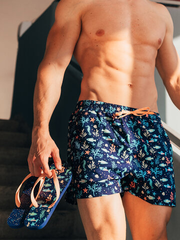 Pre dokonalý a originálny outfit Flip Flops Sea Life