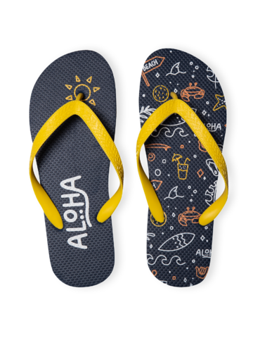 Looking for an original and unusual gift? The gifted person will surely surprise with Flip Flops Surfing