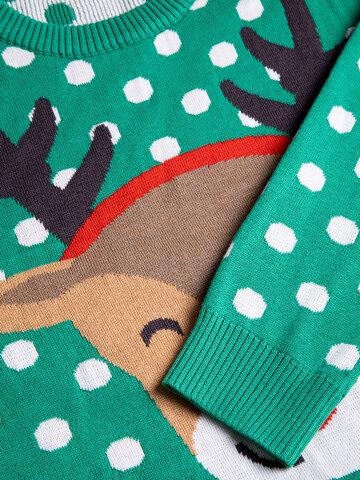 Geschenk von Dedoles Lustiger Weihnachtspullover Rudolph