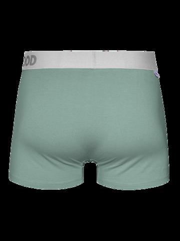 Bereiten Sie sich Freude mit diesem Dedoles-Stück Boxershorts für Männer Mintgrau