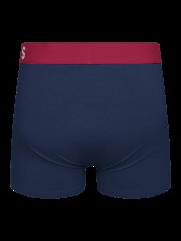 Ausverkauf Herren Boxershorts Marineblau