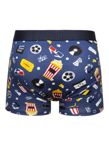Looking for an original and unusual gift? The gifted person will surely surprise with Men's Trunks Movies