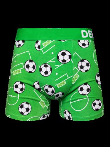 Hľadáte originálny a nezvyčajný darček? Obdarovaného zaručene prekvapí Boxers justos alegres de homem Futebol