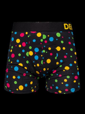 Potešte sa týmto kúskom Dedoles Men's Trunks Neon Dots