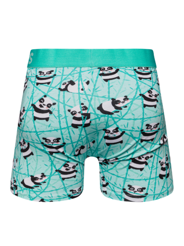 Looking for an original and unusual gift? The gifted person will surely surprise with Men's Trunks Panda
