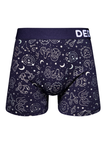 Geschenktipp Lustige Boxershorts für Männer Sternzeichen