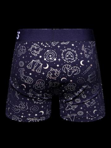Foto Lustige Boxershorts für Männer Sternzeichen