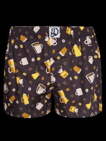 Sale Men's Boxer Shorts Coffee Beans