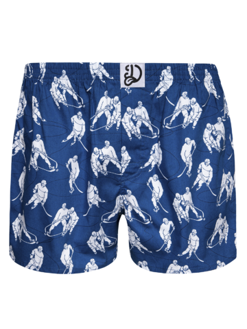 Looking for an original and unusual gift? The gifted person will surely surprise with Men's Boxer Shorts Ice Hockey