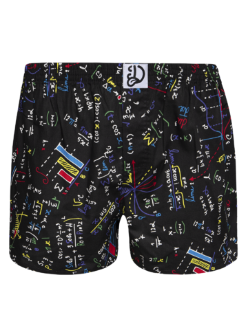 Looking for an original and unusual gift? The gifted person will surely surprise with Men's Boxer Shorts Mathematics