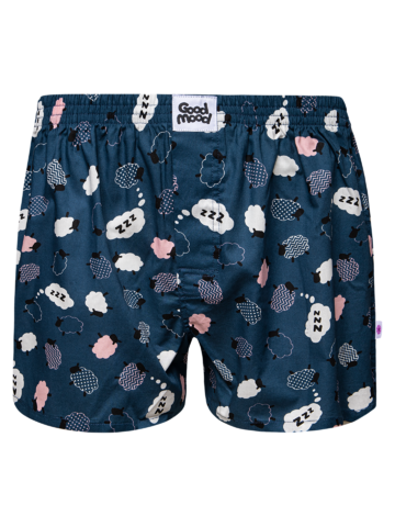 Sale Men's Boxer Shorts Counting Sheep